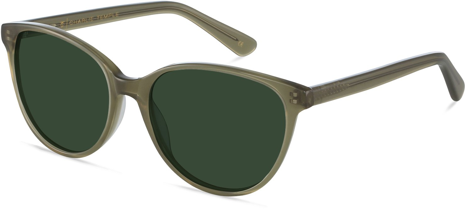 The Jane | Moss Green Crystal 3