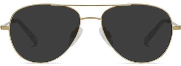 Maverick | Light Gold Metal