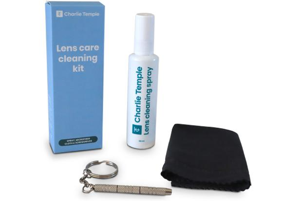 Lens Cleaning Kit with Screwdriver 1