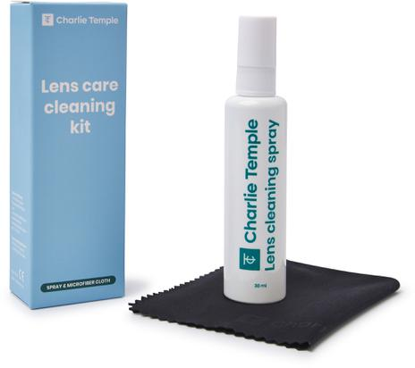 Lens Care Cleaning Kit