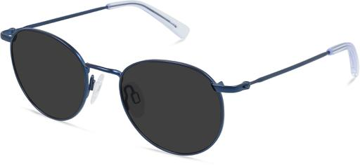 Bo | Navy Blue Metal 3