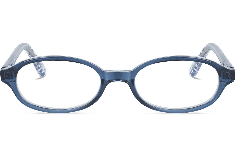 Charlie (2-4 jaar) | Happy Blue kinder bril incl. glazen op sterkte