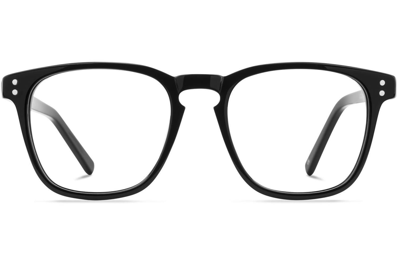 Stanton | Jet-Black Bril inclusief glazen op sterkte