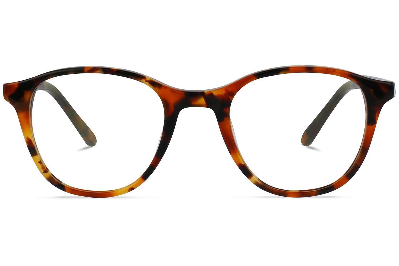 Airin | Chestnut Tortoise Bril inclusief glazen op sterkte