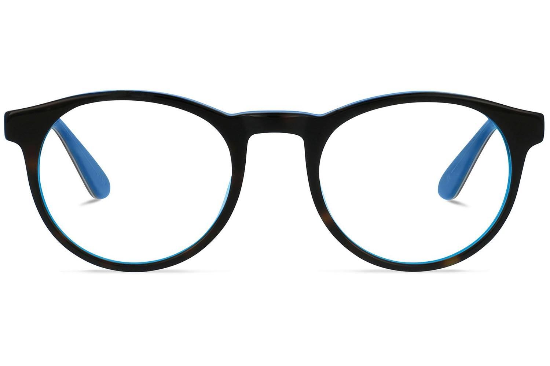 Parker   Tortoise and Blue de France Bril inclusief glazen op sterkte