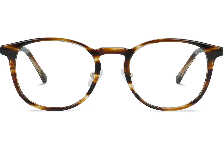 Neil | Dark Havana Bril inclusief glazen op sterkte