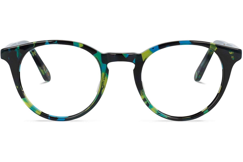 Wicky   Crystal Pacific Havana Bril inclusief glazen op sterkte