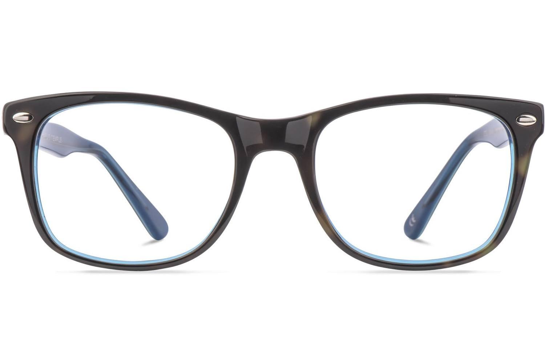 Charlie   Tortoise and Blue de France Bril inclusief glazen op sterkte