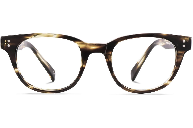 Andy W. | Dark Havana Bril inclusief glazen op sterkte