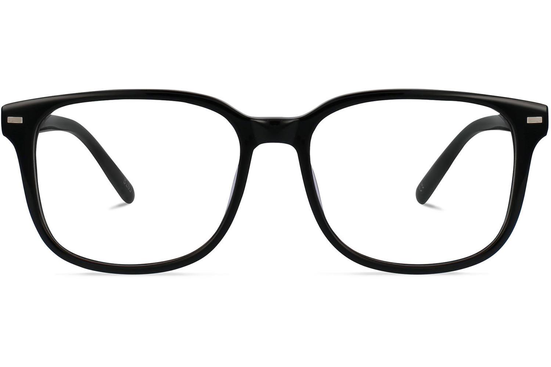 Colton | Italian Black Bril inclusief glazen op sterkte