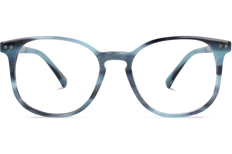 Barron | Seashell Blue Bril inclusief glazen op sterkte