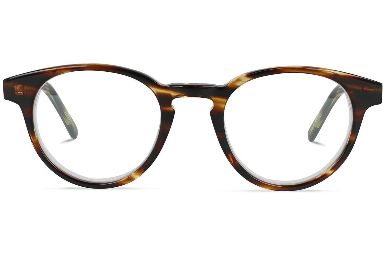 Harrington   Striped Sassafras Bril inclusief glazen op sterkte
