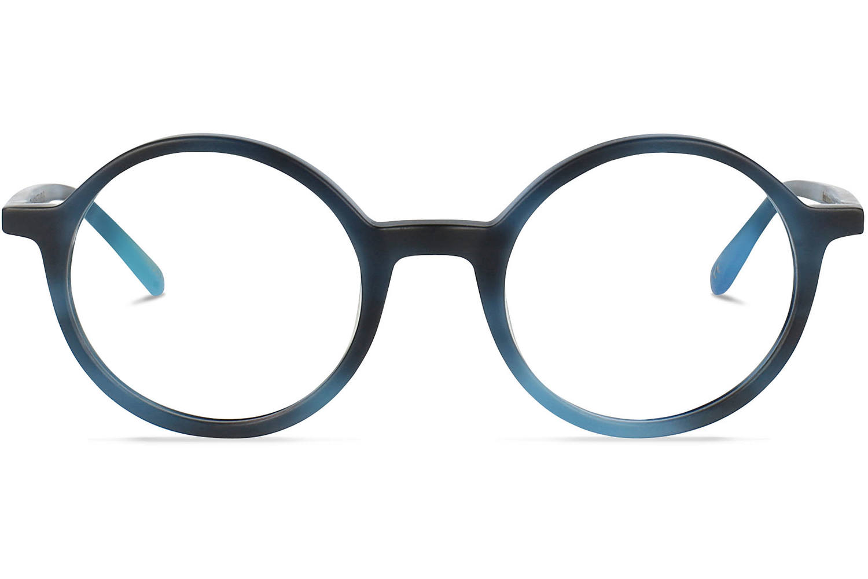 Benedict | Lugano Blue Bril inclusief glazen op sterkte