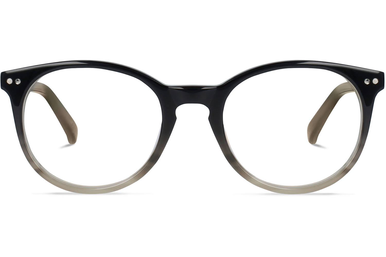 Sidney | Brown Misty Fade Bril inclusief glazen op sterkte