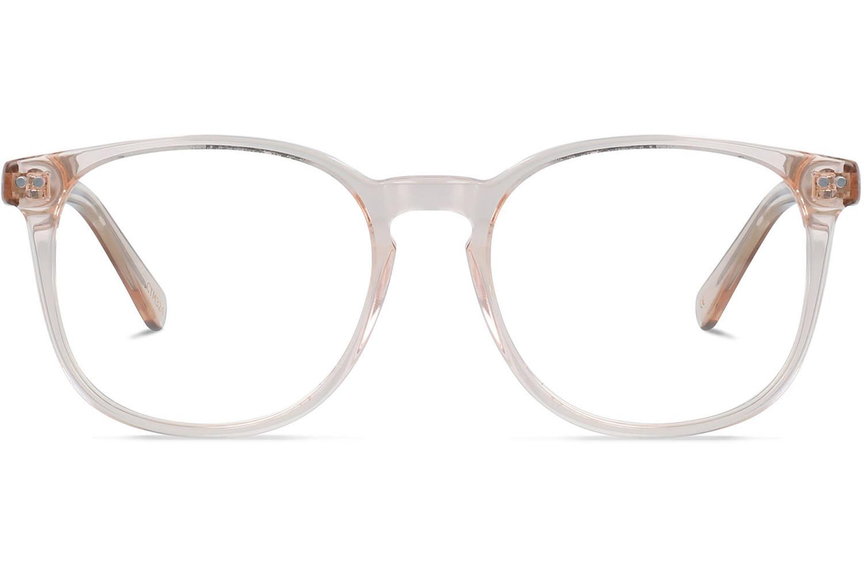 Barron | Crystal Peach Bril inclusief glazen op sterkte