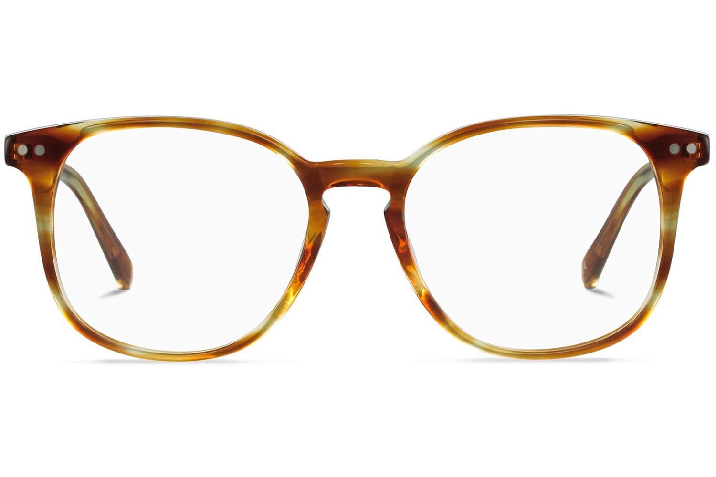 Barron | Copper Havana Bril inclusief glazen op sterkte