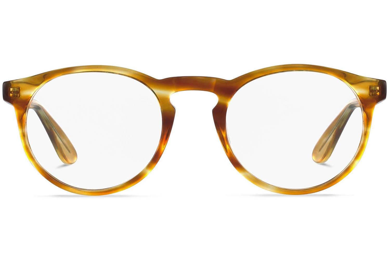 Steven S.   Copper Havana Bril inclusief glazen op sterkte