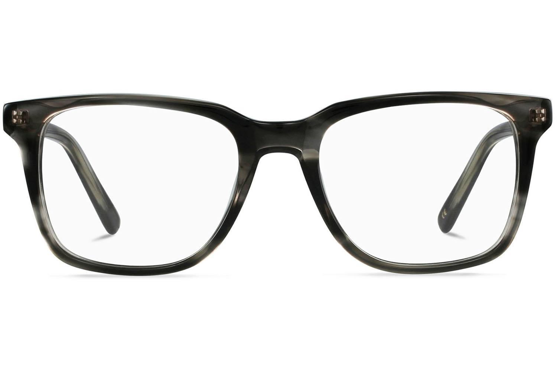 Balthazar | Dark Grey Havana Bril inclusief glazen op sterkte