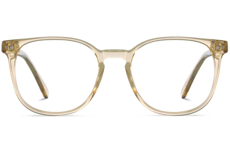 Barron | Crystal Honey Bril inclusief glazen op sterkte