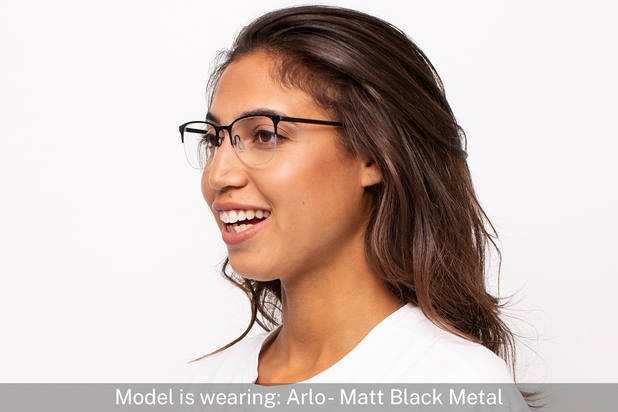 Arlo | Matt Admiral Blue Metal 7