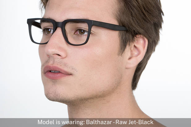 Balthazar | Matt Black 5