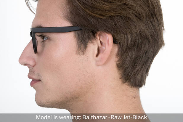 Balthazar | Matt Black 6