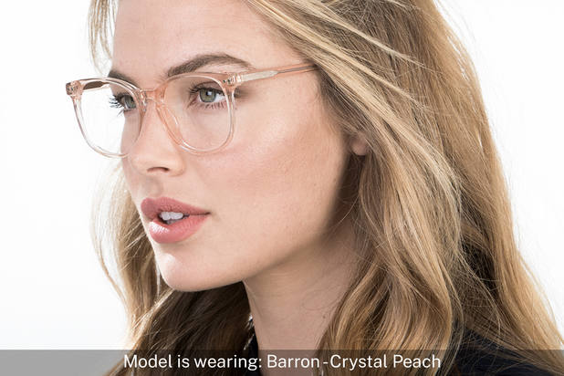 Barron | Crystal White 8