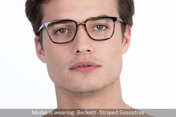 Beckett | Striped Sassafras 4