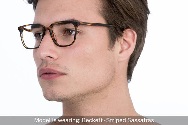 Beckett | Striped Sassafras 5