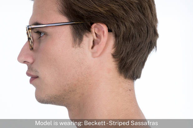 Beckett | Striped Sassafras 6