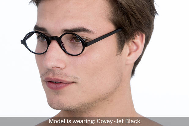 Covey | Jet Black 5