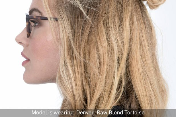 Denver | Blond Tortoise meets Crystal Honey 9