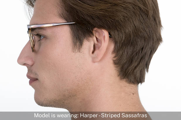 Harper | Striped Sassafras 6