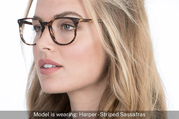 Harper | Striped Sassafras 8
