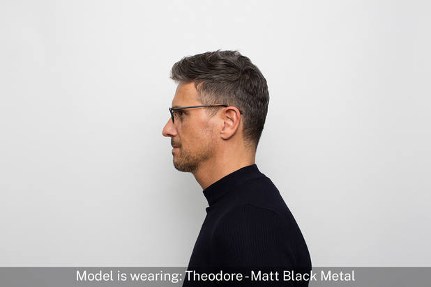 Theodore | Matt Black Metal 5