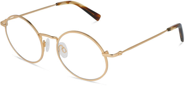 K. Arthur | Light Gold Titanium 2
