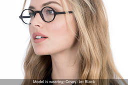 Covey | Jet Black 8