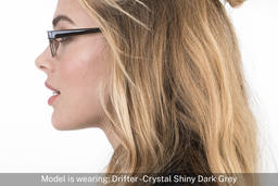 Drifter | Crystal Shiny Grey 9