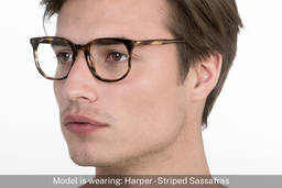 Harper | Striped Sassafras 5