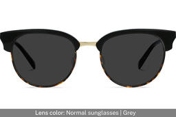 JFK | Light Gold Metal with Jet Black and Brown Havana 4